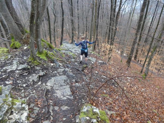 Downhill Eppenzillfelsen