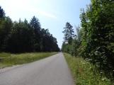 Tempotraining auf der Rad-Autobahn Oberbiberger Straße