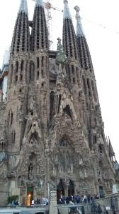 Sagrada Familia - eine der ältesten Dauerbaustellen der Welt