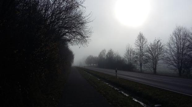 Über dem Nebel scheint immer die Sonne!
